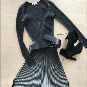 Elizabeth and James Sweater Dress